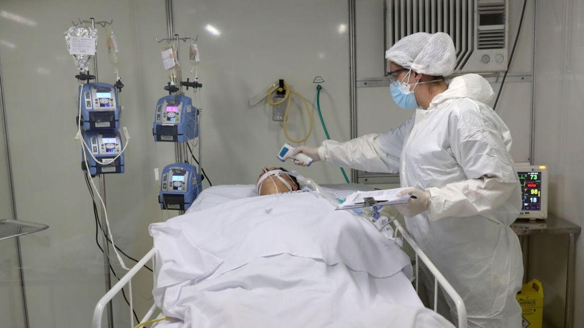 Em SP, 20% dos internados em UTI por covid-19 morrem devido à doença