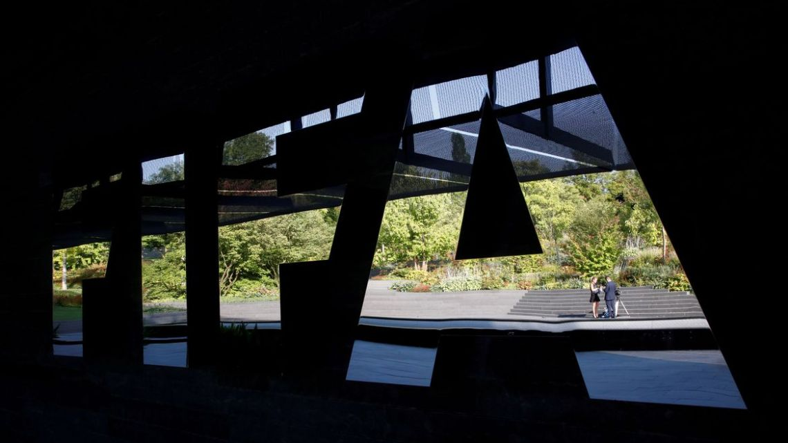 Fifa promoverá jogo para levantar recursos para combater covid-19