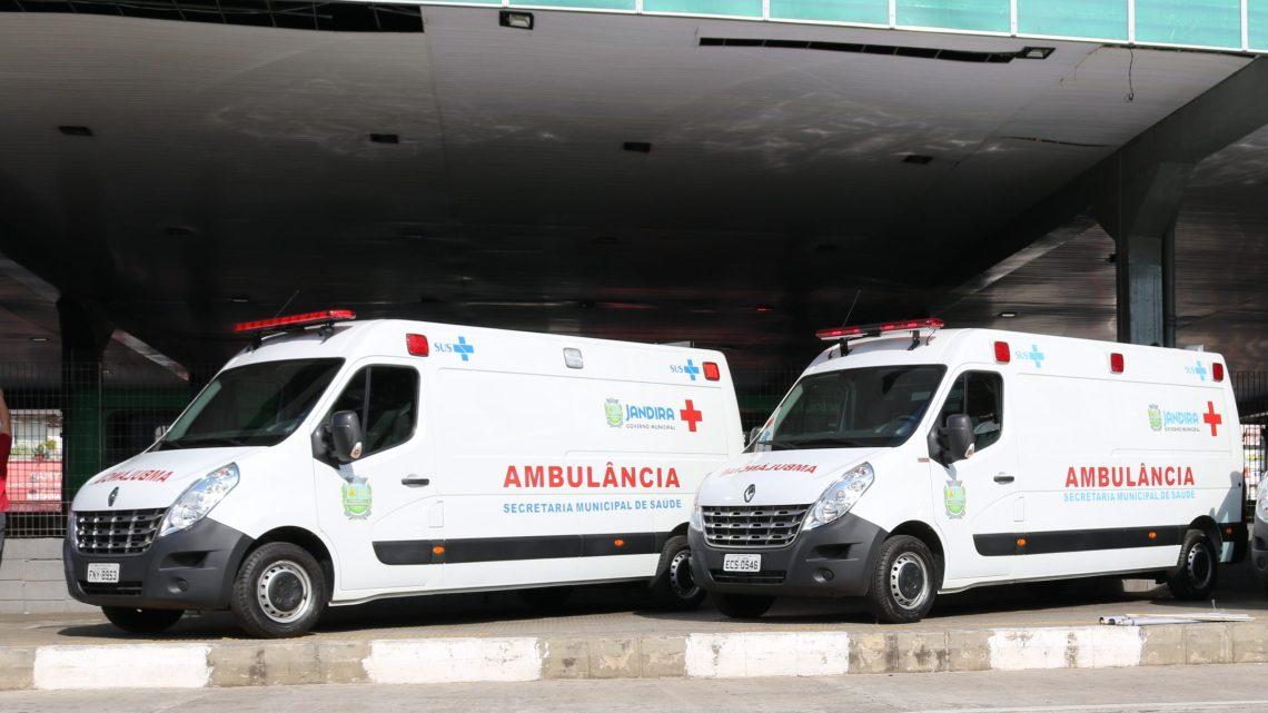 Contratação de motoristas de ambulância em Jandira termina em 15 de junho