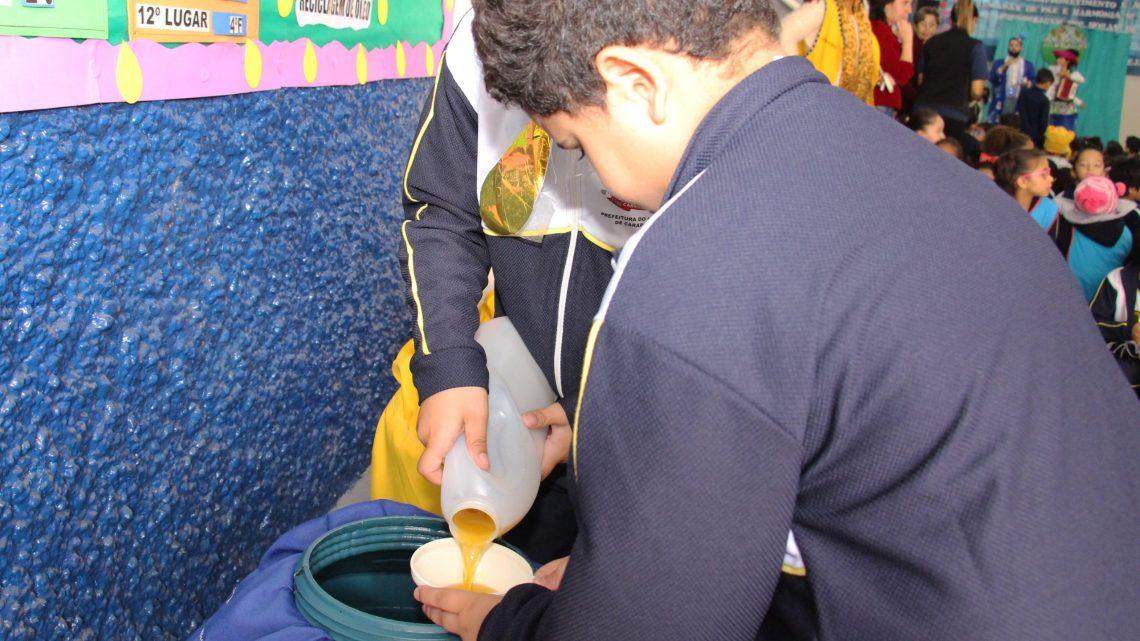 Programa Meio Ambiente nas Escolas sorteia tablets entre estudantes