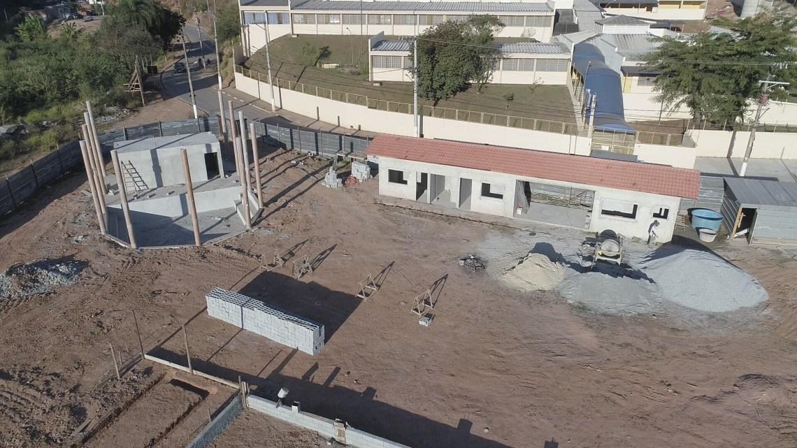 Prefeitura de Santana de Parnaíba inicia construção do Parque Municipal do Jardim Itapuã