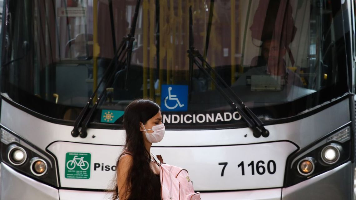 Prefeitura de São Paulo amplia frota de ônibus em 92%