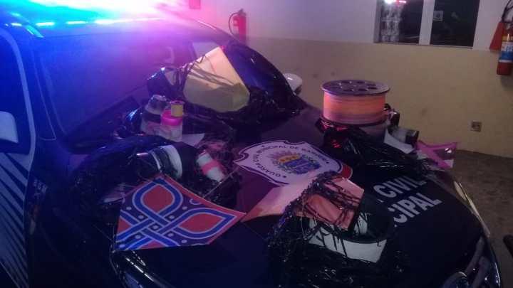 Guarda Municipal intensifica fiscalização contra uso de cerol e linha chilena