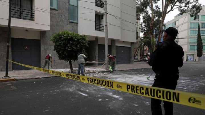 Grande terremoto atinge sul do México e provoca tsunami no Pacífico