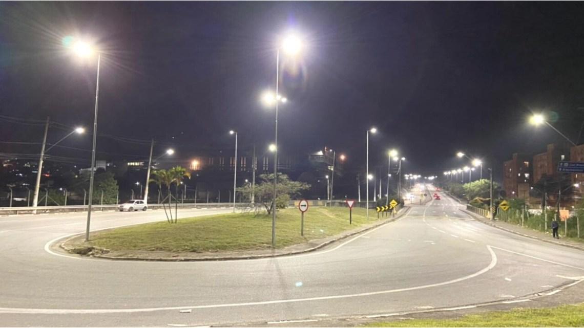 Prefeitura troca mais de 60% da iluminação pública por LED