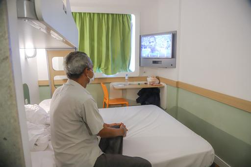 Osasco acolhe em hotel pessoas em situação de vulnerabilidade