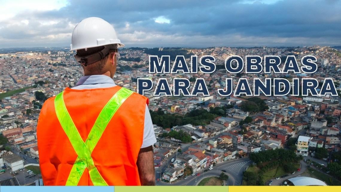 Secretaria de Obras apresenta balanço das realizações do mês de Maio