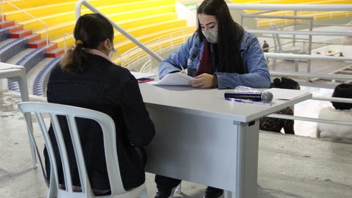 Mais 200 vagas de emprego: seleção ocorre nesta quarta, dia 11