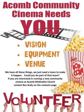 Acomb Community Cinema