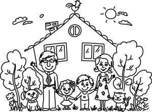 house pixabay