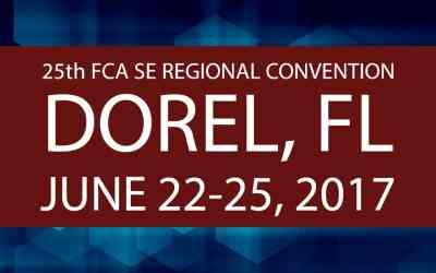25th FCA SE Regional Convention