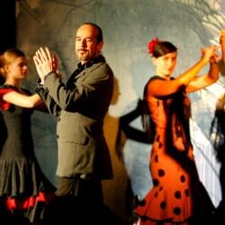Sevillanas tanzen