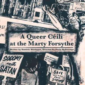 Queer Ceili at the Marty Forsyth