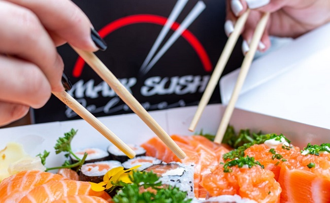 Gourmet Hunters: Maik Sushi Gramado