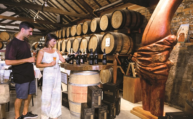 Roteiro de seis dias em 14 vinícolas da Região Uva e Vinho é novidade no turismo