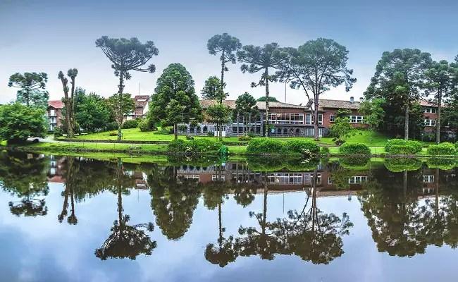 Sunset Garden, aos sábados, é atração especial de inverno no Grande Hotel Canela