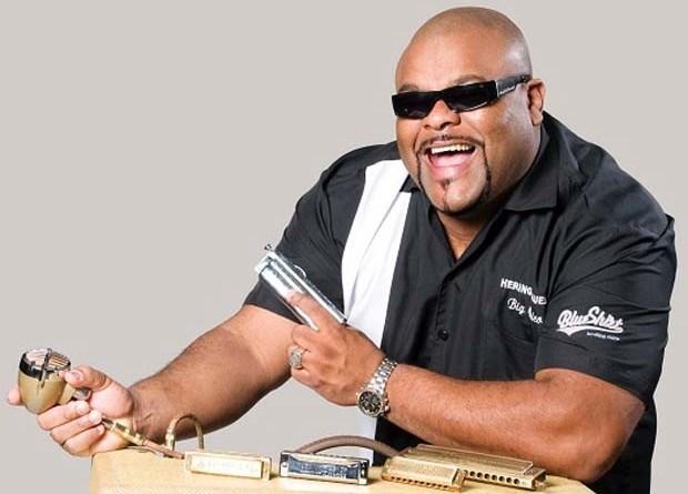 Big Chico celebra 25 anos de carreira com blues, soul e inovações