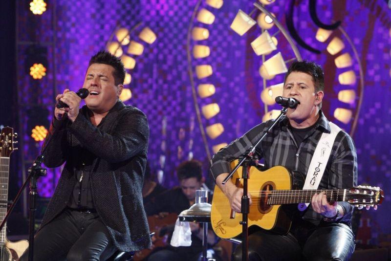 Dupla Bruno & Marrone vai tocar na Festa Julina de Jundiaí