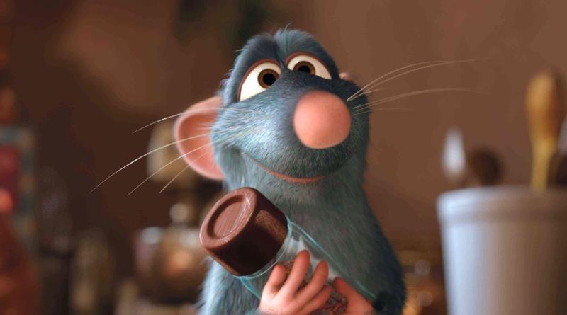 filme Ratatouille projeto 'nas férias...' do Sesc Jundiaí