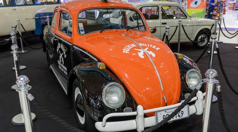 Com participação do Clube do Carro Antigo de Jundiaí (CCAJ), o JundiaíShopping realiza a primeira edição do Encontro de Carros Antigos.