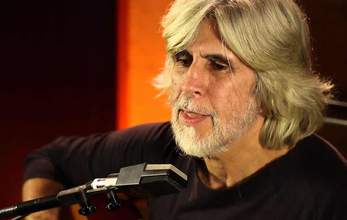 Oswaldo Montenegro participa da gravação do clipe da Brasil in Conserto em Jundiaí