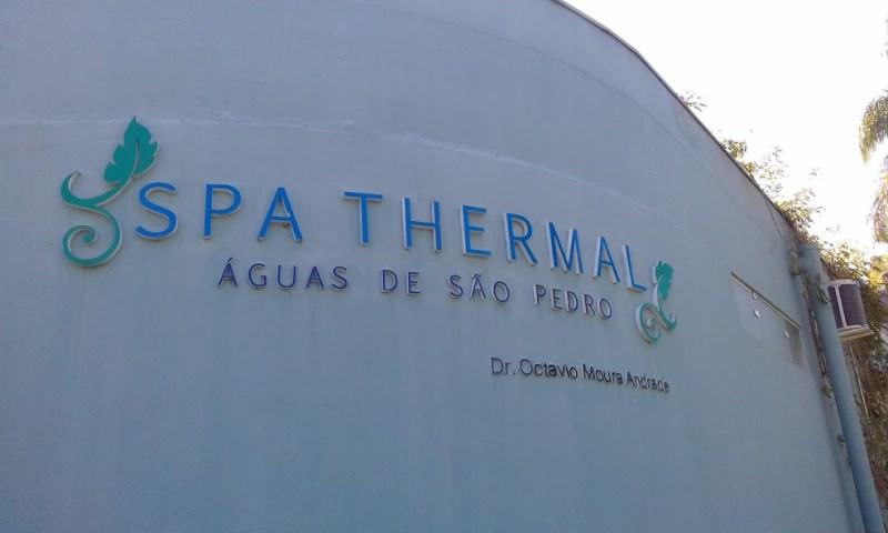O SPA Thermal Águas de São Pedro fica próximo do Avenida Charme Hotel e oferece opções de banhos medicinais e saunas