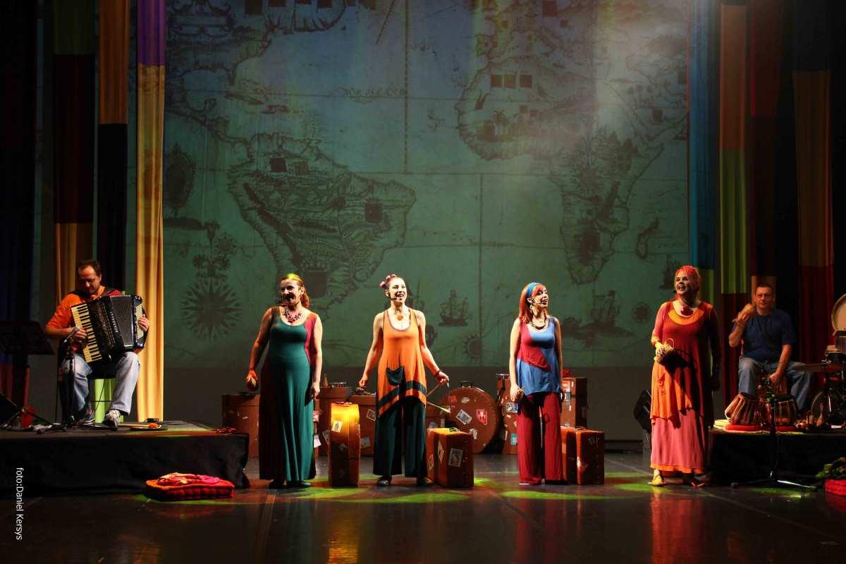 Sesc Jundiaí apresenta Um Novo Olhar – Festival de Artes para a Primeira Infância