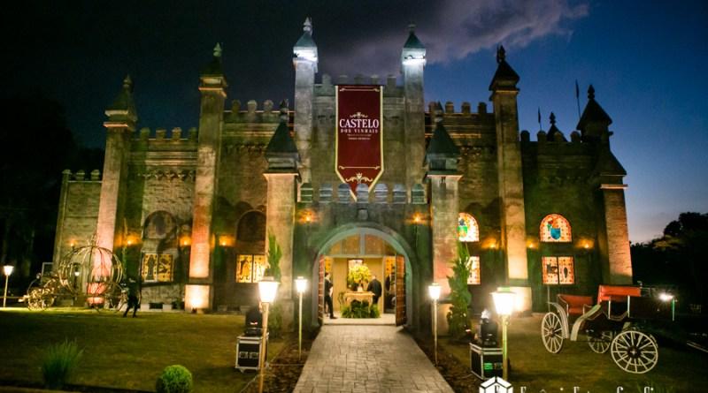 Castelo Medieval em Vinhedo sedia feira sobre casamentos