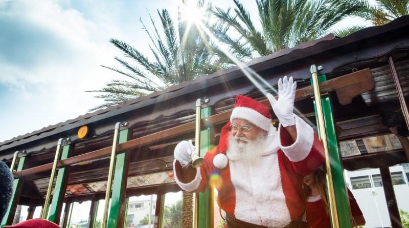 Papai Noel chegará de bondinho ao JundiaíShopping