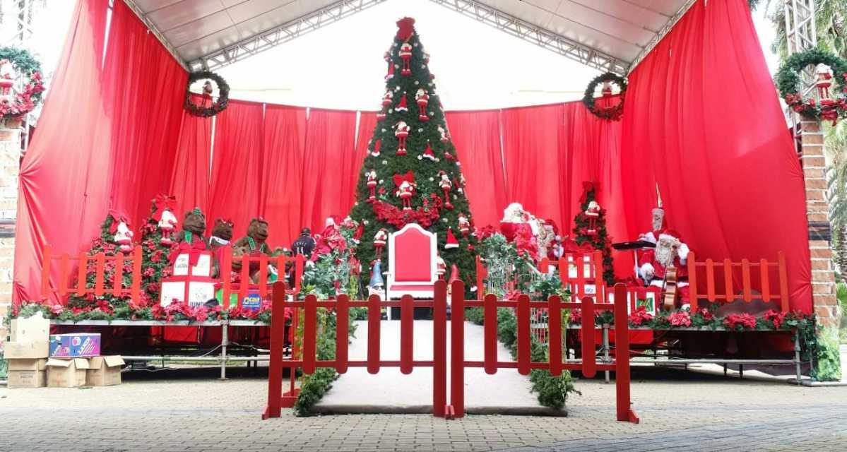 ACE Jundiaí inaugura decoração do Natal Encantado nesta quarta