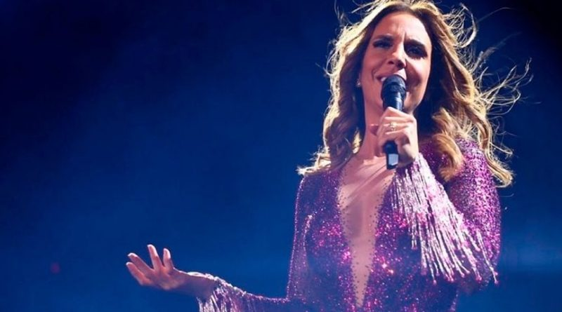Ivete Sangalo no Baile do Havaí 2019