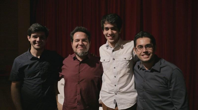 Zeca Vieira Quarteto no Dodecafônico