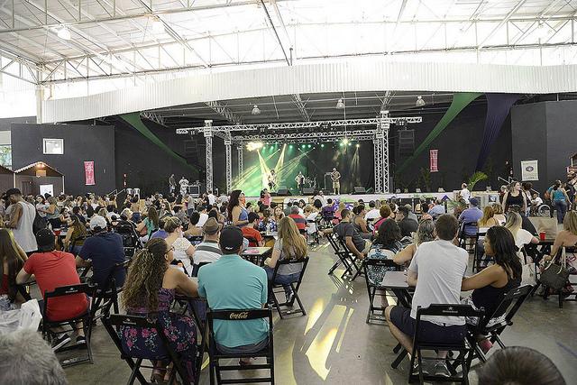 Confira programação cultural da Festa da Uva que começa nesta quinta (17)