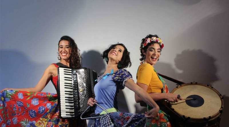Trio Sinhá Flor no Sesc Jundiaí