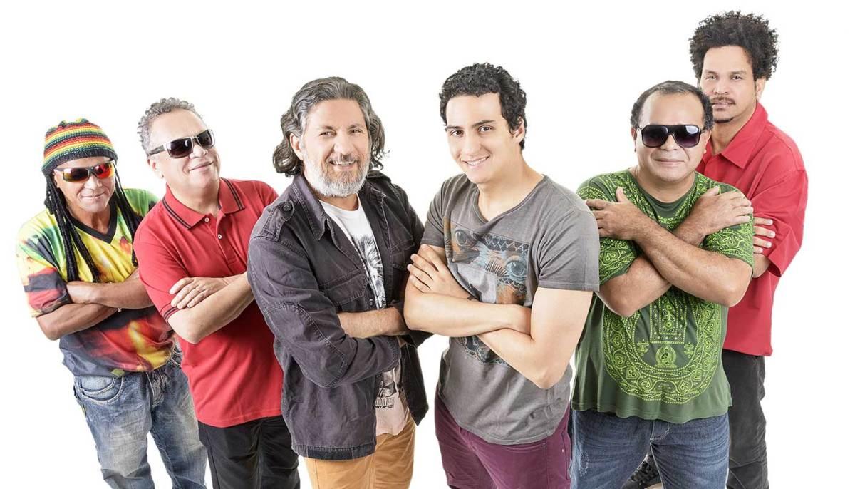 Banda de reggae Tribo de Jah faz show no Sesc Jundiaí