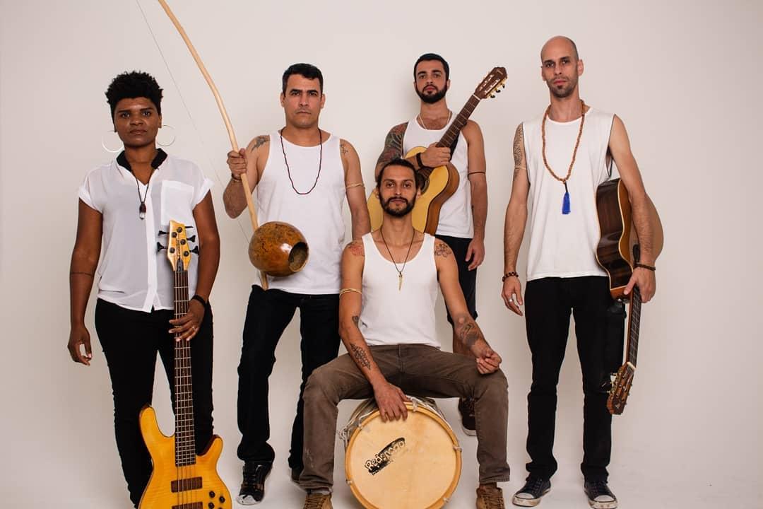 "Banda Clarena se apresenta no 3° Encontro de Cultura Popular ""Treme Terra"""