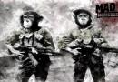 """Mad Monkees lança EP """"Guerra"""" com guitarras pesadas e temas atuais"""