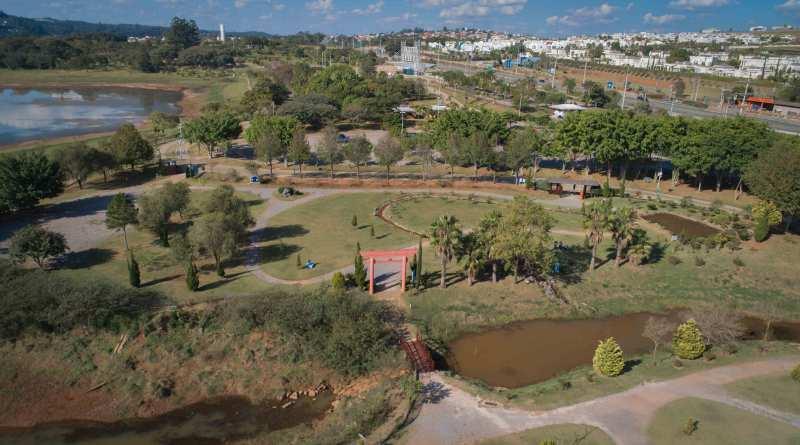 Parque da Cidade de Jundiaí