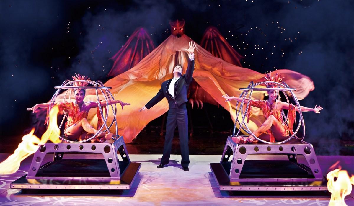 Últimos dias para ver o Circo Tihany Spectacular em Jundiaí