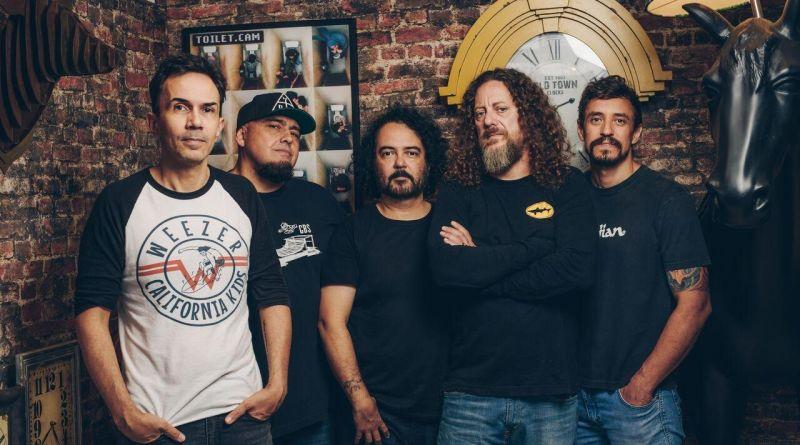 Banda Raimundos faz show no Sesc Jundiaí