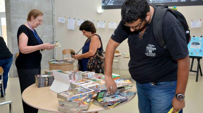 feira de troca de livros em Jundiaí