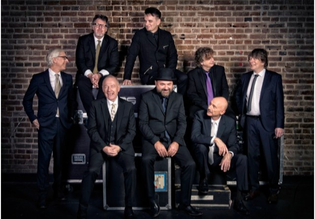 King Crimson faz show no Espaço das Américas dia 04