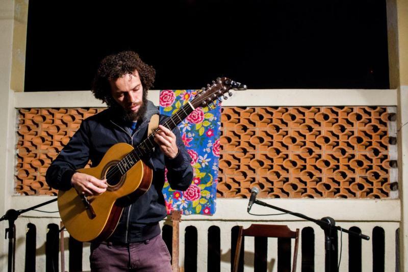 Gabriel Souza destaca que das novidades do concurso foi a abertura dada à viola instrumental