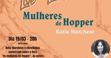 Katia Marchese lança livro de poesias