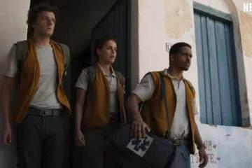 Foto dos três médicos
