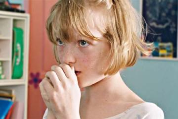 Foto de divulgação do filme Inocência Roubada
