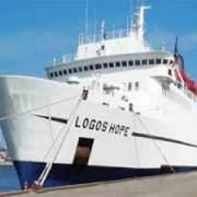 Foto do navio Logos Hope