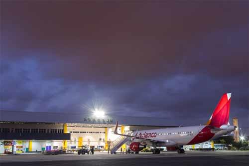 Foto do Aeroporto de Aracaju