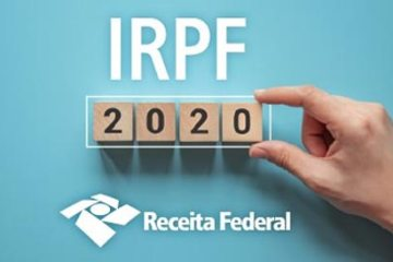 Logo do IR 2020