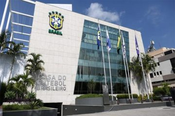 Foto do prédio da CBF
